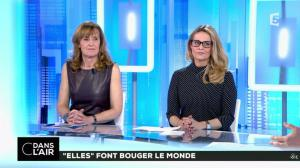 Christine Kerdellant dans C dans l'Air - 08/03/16 - 06