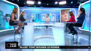 Christine Kerdellant dans C dans l'Air - 08/03/16 - 07