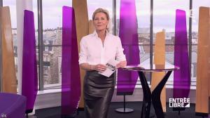 Claire Chazal dans Entree Libre - 19/02/16 - 03