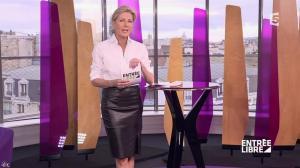 Claire Chazal dans Entree Libre - 19/02/16 - 04
