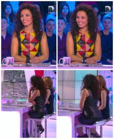 Collage de Aïda Touihri dans le Grand 8 - 20/04/16 - 1