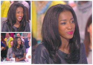 Collage de Hapsatou Sy dans le Grand 8 - 04/03/15 - 3