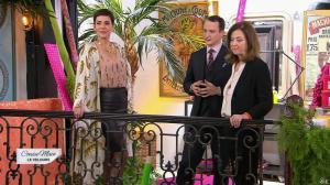 Cristina Cordula dans Cousu Main - 23/01/16 - 11