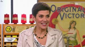 Cristina Cordula dans Cousu Main - 30/01/16 - 09