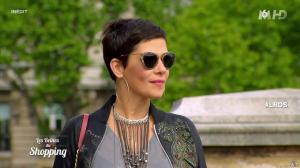 Cristina Cordula dans les Reines du Shopping - 04/12/15 - 02