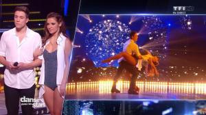 Denitsa Ikonomova dans Danse avec les Stars - 12/12/15 - 03