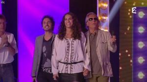 Elisa Tovati dans un Air de Famille - 02/11/13 - 01