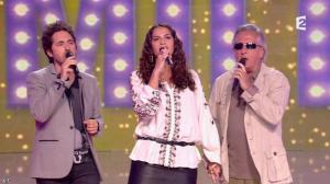 Elisa Tovati dans un Air de Famille - 02/11/13 - 02