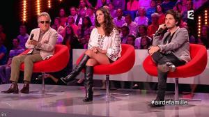 Elisa Tovati dans Un Air de Famille - 02/11/13 - 05