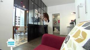 Emmanuelle Rivassoux dans Maison à Vendre - 12/01/16 - 02
