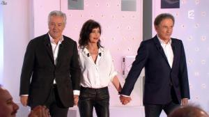 Evelyne Bouix dans Vivement Dimanche - 06/09/15 - 01