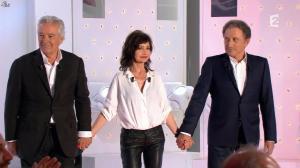 Evelyne Bouix dans Vivement Dimanche - 06/09/15 - 02