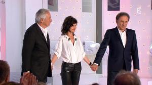 Evelyne Bouix dans Vivement Dimanche - 06/09/15 - 03