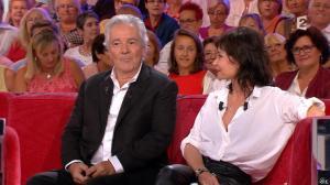 Evelyne Bouix dans Vivement Dimanche - 06/09/15 - 04