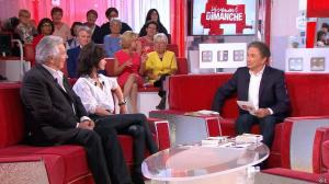 Evelyne Bouix dans Vivement Dimanche - 06/09/15 - 05