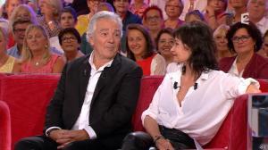 Evelyne Bouix dans Vivement Dimanche - 06/09/15 - 06