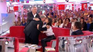 Evelyne Bouix dans Vivement Dimanche - 06/09/15 - 10