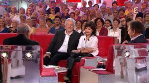 Evelyne Bouix dans Vivement Dimanche - 06/09/15 - 11