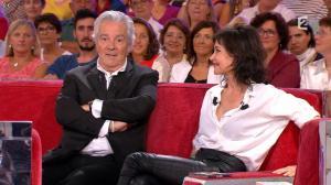 Evelyne Bouix dans Vivement Dimanche - 06/09/15 - 12