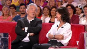 Evelyne Bouix dans Vivement Dimanche - 06/09/15 - 13