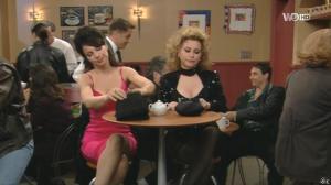 Fran Drescher dans Une Nounou d'Enfer - 20/01/16 - 05