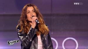 Jenifer Bartoli dans The Voice Kids - 23/10/15 - 01