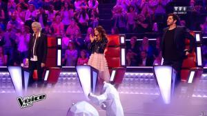 Jenifer Bartoli dans The Voice Kids - 23/10/15 - 04