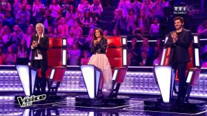Jenifer Bartoli dans The Voice Kids - 23/10/15 - 07