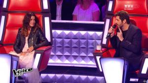 Jenifer Bartoli dans The Voice Kids - 23/10/15 - 08