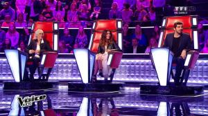 Jenifer Bartoli dans The Voice Kids - 23/10/15 - 09