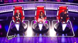 Jenifer Bartoli dans The Voice Kids - 23/10/15 - 10