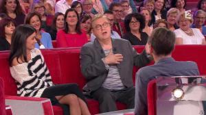 Jenifer Bartoli dans Vivement Dimanche - 04/10/15 - 04