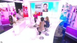 Laurence Ferrari, Hapsatou Sy et Audrey Pulvar dans le Grand 8 - 04/03/15 - 003