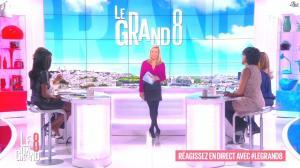 Laurence Ferrari, Hapsatou Sy et Audrey Pulvar dans le Grand 8 - 04/03/15 - 007