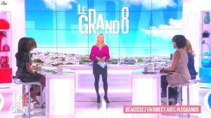 Laurence Ferrari, Hapsatou Sy et Audrey Pulvar dans le Grand 8 - 04/03/15 - 011