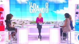 Laurence Ferrari, Hapsatou Sy et Audrey Pulvar dans le Grand 8 - 04/03/15 - 020