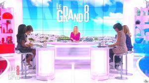 Laurence Ferrari, Hapsatou Sy et Audrey Pulvar dans le Grand 8 - 04/03/15 - 035