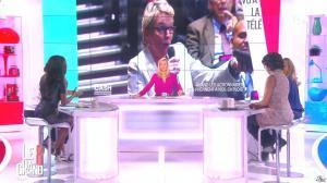 Laurence Ferrari, Hapsatou Sy et Audrey Pulvar dans le Grand 8 - 04/03/15 - 086
