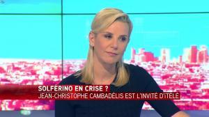 Laurence Ferrari dans Tirs Croisés - 19/04/16 - 080