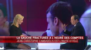 Laurence Ferrari dans Tirs Croisés - 19/04/16 - 096
