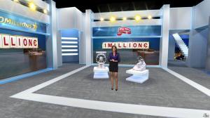 Laurie Cholewa dans Euro Millions - 13/10/15 - 03