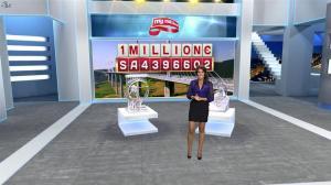 Laurie Cholewa dans Euro Millions - 13/10/15 - 04