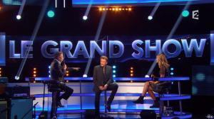 Louane dans le Grand Show de Johnny Halliday - 28/11/15 - 06
