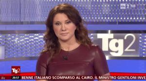 Manuela Moreno dans Il Tg 2 - 31/01/16 - 08