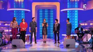 Natasha St Pier et Camille Lou dans les Chansons d'Abord - 30/01/14 - 003