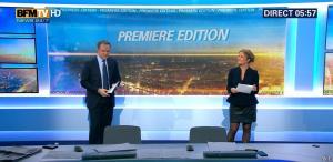 Pascale de la Tour du Pin dans Premiere Edition - 08/12/15 - 01