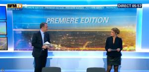 Pascale de la Tour du Pin dans Première Edition - 08/12/15 - 02