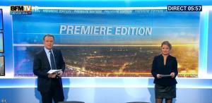 Pascale de la Tour du Pin dans Premiere Edition - 08/12/15 - 04