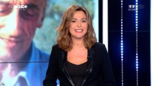 Sandrine Quétier dans 50 Minutes Inside - 07/11/15 - 04