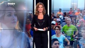 Sandrine Quétier dans 50 Minutes Inside - 07/11/15 - 08